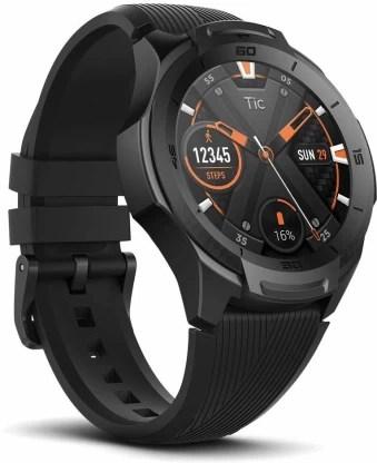 Mobvoi Ticwatch S2 Smartwatch(Black Strap, 1.39)