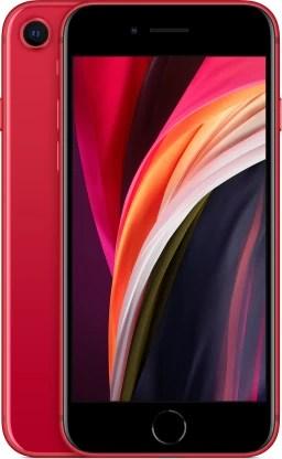 Apple iPhone SE (Red, 64 GB)
