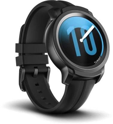 Mobvoi Ticwatch E2 Smartwatch(Black Strap, M)