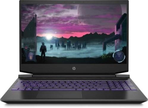 HP Pavilion Gaming Ryzen 5 Quad Core - (8 GB/512 GB SSD/Windows 10 Home/4 GB Graphics/NVIDIA Geforce GTX 1650) 15-ec0104AX Gaming Laptop
