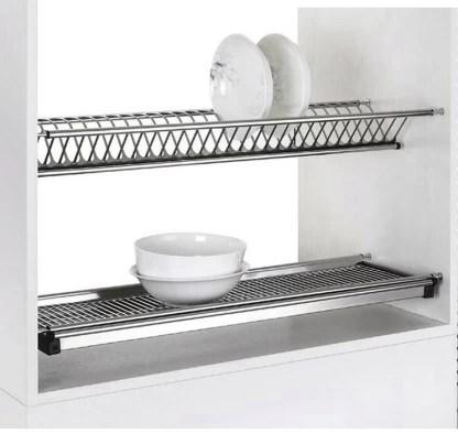 dbr kitchen dish rack drainer for cabinet width 60 cm dish drainer kitchen rack