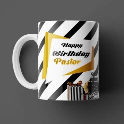 Beautum Happy Birthday Pastor Best B Day Gift White Ceramic 350ml Coffee Model No Zhb015537 Ceramic Coffee Mug Price In India Buy Beautum Happy Birthday Pastor Best B Day Gift White Ceramic 350ml Coffee