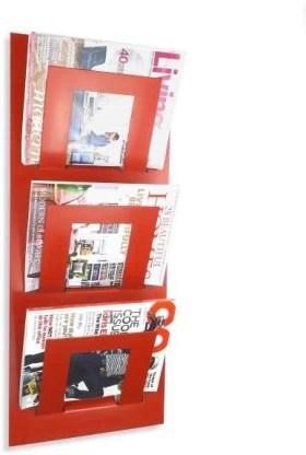 indian decor magzine super rack wall hanging magazine holder