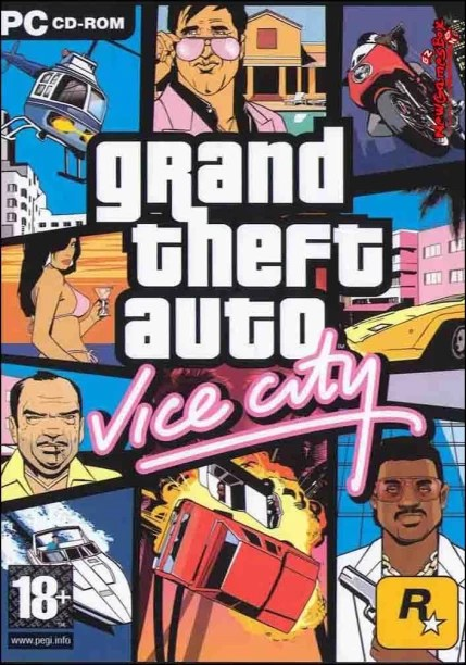 Gta Games Video Games   Buy Grand Theft Auto video Games Online at     Grand Theft Auto Vice City  CATALYST RELEASE  Limited Edition