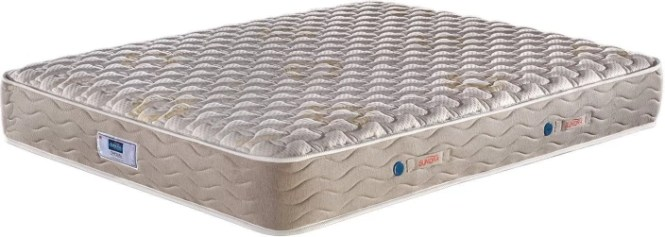 Sunidra Comfidura 8 Inch Double Pocket Spring Mattress