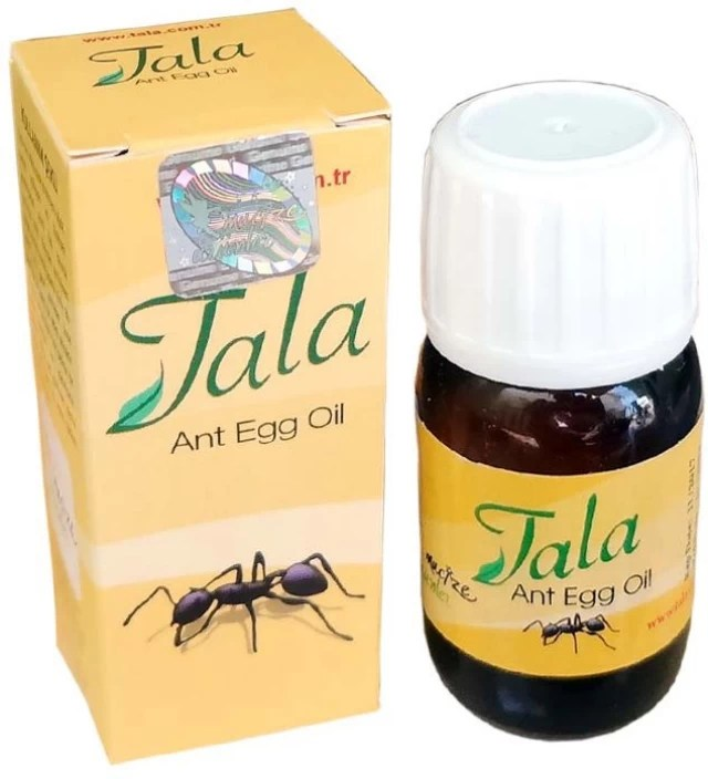 Tala Ant Egg Oil For Permanent Unwanted Hair Oil Price