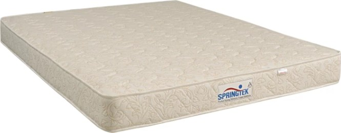 Springtek Memory Foam Pocket Spring 8 Inch King Mattress