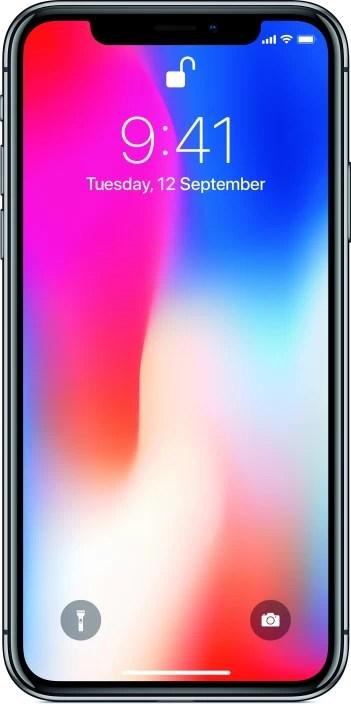 Apple Iphone X Space Gray 256 Gb