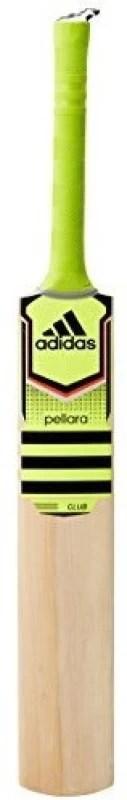 Adidas AB7090 Kashmir Willow Cricket Bat(Short Handle, 1280 g)