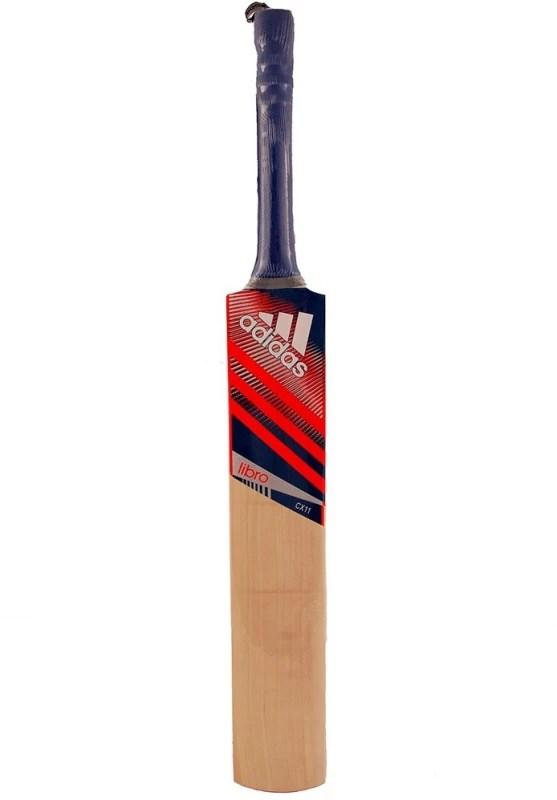 Adidas LIBRO CX11 Kashmir Willow Cricket Bat(Short Handle, 1250 g)