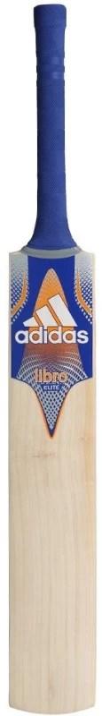 Adidas LIBRO ELITEKW Kashmir Willow Cricket Bat(Short Handle, 1700 g)