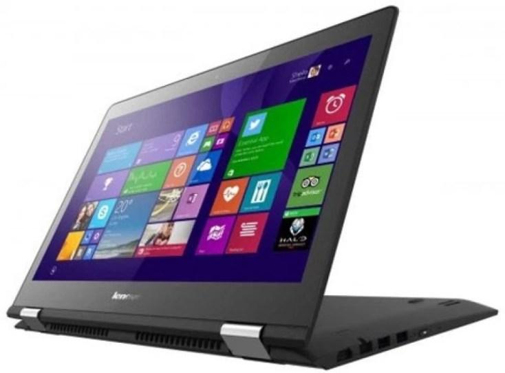 Lenovo Yoga Pentium Quad Core 6th Gen - (4 GB/500 GB HDD/Windows 10 Home) LenovoYoga Laptop(11 inch, Black)