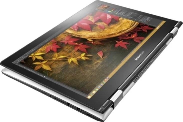Lenovo Core i5 5th Gen - (4 GB/500 GB HDD/8 GB SSD/Windows 10 Home/2 GB Graphics) 500 2 in 1 Laptop(14 inch, White, 1.8 kg)