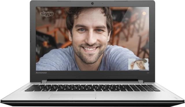Lenovo IdeaPad Core i5 6th Gen - (4 GB/1 TB HDD/DOS) 300 Laptop(15.6 inch, SIlver)