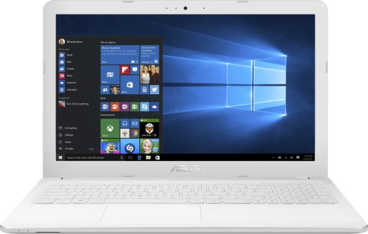 Asus Core i3 5th Gen - (4 GB/1 TB HDD/DOS) X540LA-XX440D Laptop(15.6 inch, White, 2 kg)