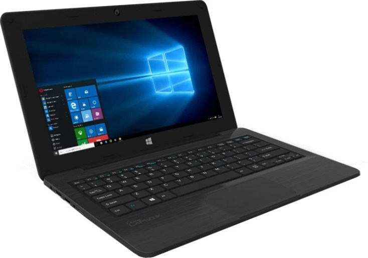 Micromax Canvas Lapbook Atom - (2 GB/32 GB EMMC Storage/Windows 10 Home) L1161 Laptop(11.6 inch, Black, 1.3 kg)