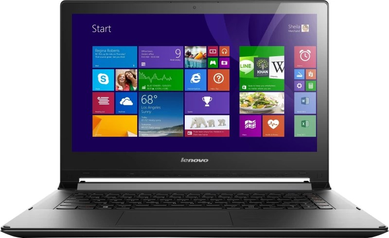 Lenovo Core i3 4th Gen - (4 GB/500 GB HDD/8 GB SSD/Windows 8.1) FLEX 2-14 2 in 1 Laptop(13.86 inch, Grey, 1.9 kg)