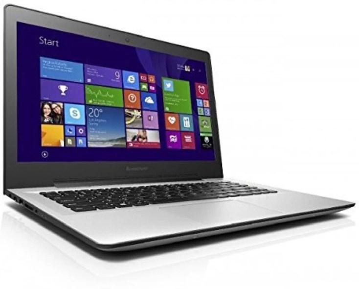 Lenovo U41-70 Core i7 5th Gen - (4 GB/1 TB HDD/8 GB SSD/Windows 8 Pro/2 GB Graphics) U41-70 Business Laptop(14 inch, SIlver)
