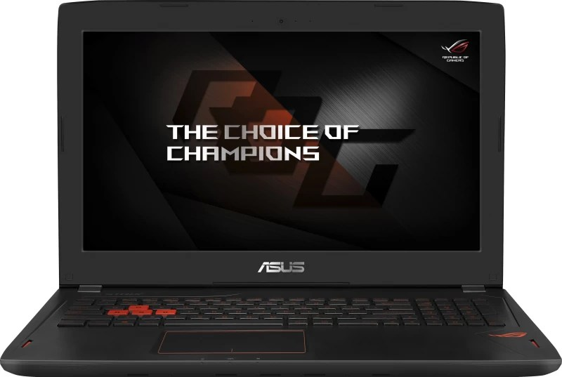 Asus ROG Core i7 7th Gen - (8 GB/1 TB HDD/256 GB SSD/Windows 10 Home/6 GB Graphics) GL502VM-FY230T Gaming Laptop(15.6 inch, Black Aluminum, 2.24 kg)