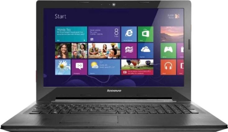 Lenovo G50-30 Pentium Quad Core 4th Gen - (2 GB/500 GB HDD/Windows 8.1) G50-30 Laptop(15.6 inch, Black, 2.1 kg)