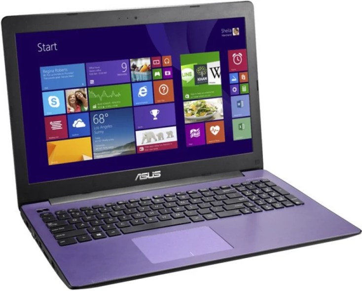 Asus A553MA Pentium Quad Core 4th Gen - (4 GB/500 GB HDD/DOS) A553MA-XX1147D Laptop(15.6 inch, Purple)