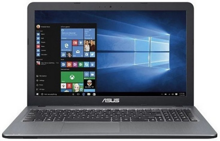 Asus A540L Core i3 4th Gen - (4 GB/1 TB HDD/DOS) A540LA Laptop(15.6 inch, SIlver Gradient With Hairline Texture, 1.9 kg)