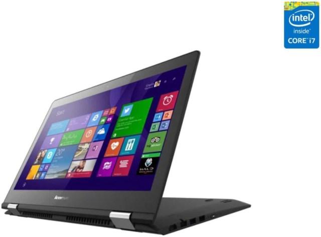 Lenovo Core i5 5th Gen - (4 GB/500 GB HDD/Windows 8.1) 500 2 in 1 Laptop(14 inch, Black, 1.8 kg)