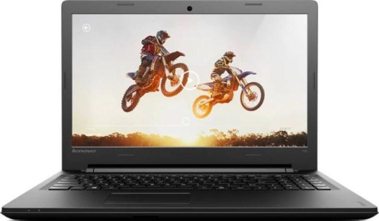 Lenovo Core i3 6th Gen - (4 GB/500 GB HDD/DOS) Ideapad 110 Laptop(15.6 inch, Black, 2.2 kg)