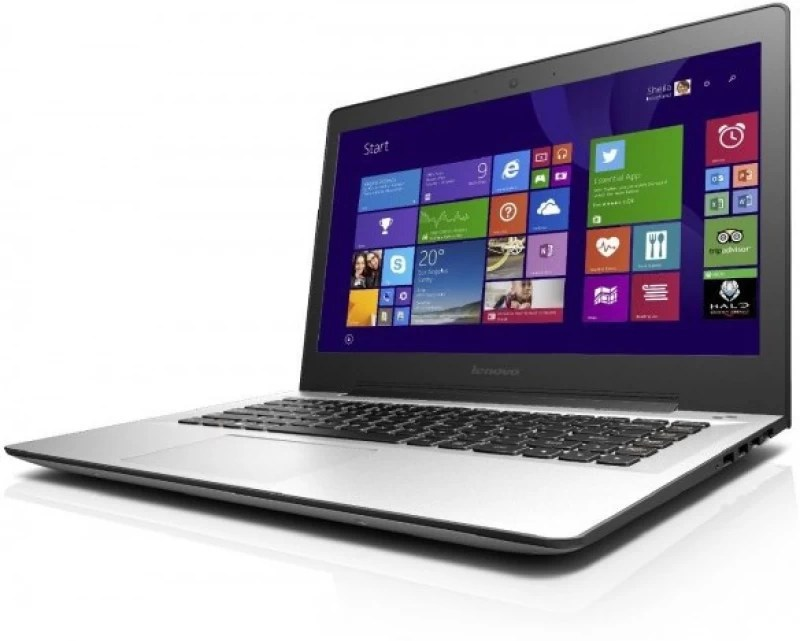 Lenovo Core i5 5th Gen - (4 GB/1 TB HDD/8 GB SSD/Windows 8.1/2 GB Graphics) U41-70 Laptop(14 inch, Silver, 1.68 kg)