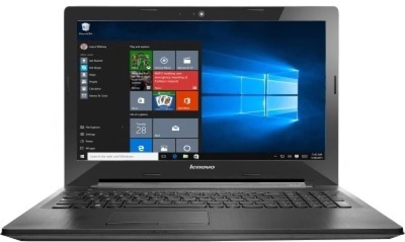 Lenovo G APU Quad Core A8 6th Gen - (4 GB/1 TB HDD/Windows 10 Home/2 GB Graphics) G50-45 Laptop(15.6 inch, Black, 2.5 kg)
