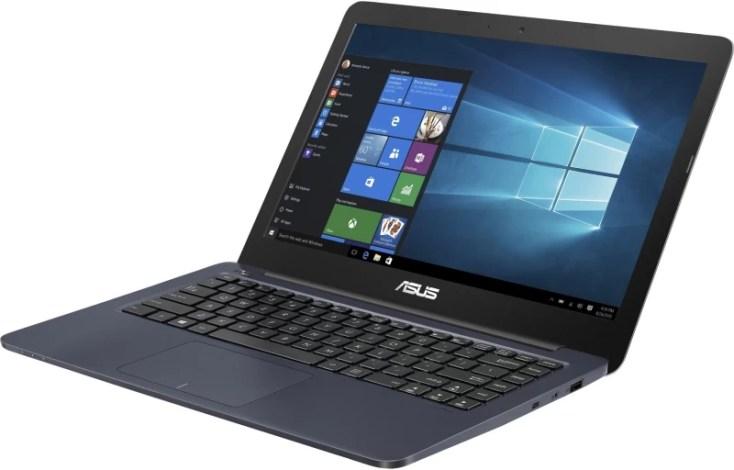 Asus Eebook Celeron Dual Core 6th Gen - (2 GB/32 GB EMMC Storage/Windows 10 Home) E402SA-WX227T Laptop(14 inch, Black)