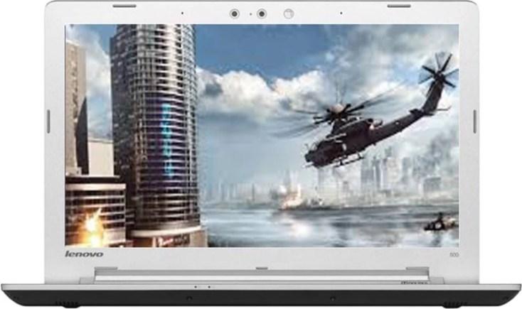 Lenovo Ideapad 500 Core i5 6th Gen - (4 GB/1 TB HDD/Windows 10 Home/2 GB Graphics) 500-15ISK Laptop(15.6 inch, Black, 2.3 kg)