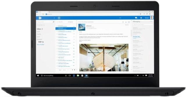 Lenovo Core i5 6th Gen - (4 GB/1 TB HDD/Windows 10 Pro) Thinkpad Edge Business Laptop(14 inch, Black)