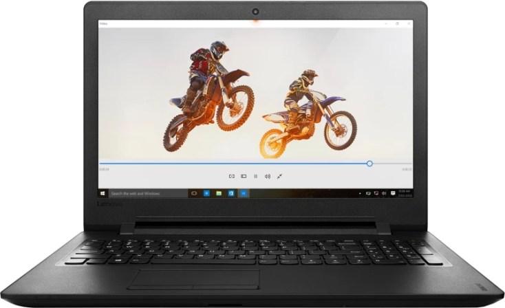 Lenovo APU Quad Core A6 - (4 GB/500 GB HDD/DOS) Ideapad 110 Laptop(15.6 inch, Black, 2.2 kg)