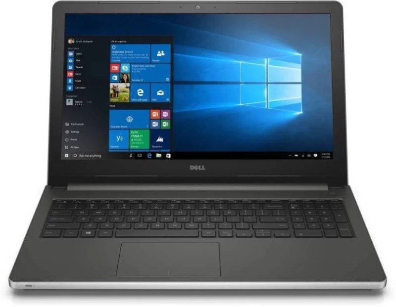 Dell Inspiron 5000 Core i7 6th Gen - (16 GB/2 TB HDD/Windows 10 Home/4 GB Graphics) 5559 Laptop(15.6 inch, SIlver, 2.4 kg, With MS Office)