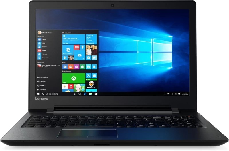 Lenovo IdeaPad 100 Core i3 5th Gen - (4 GB/500 GB HDD/Windows 10 Home) 100-14IBD Laptop(14 inch, Black, 2.1 kg)