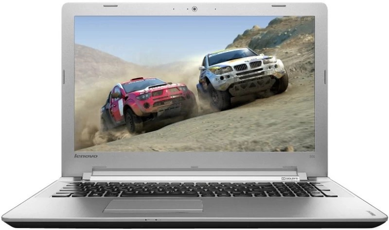 Lenovo Ideapad 500 Core i7 6th Gen - (8 GB/1 TB HDD/DOS/4 GB Graphics) 80NT Laptop(15.6 inch, SIlver)