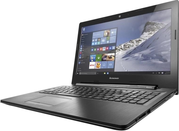 Lenovo G Series Core i5 5th Gen - (4 GB/1 TB HDD/Windows 10 Home/2 GB Graphics) G50-80 Laptop(15.5 inch, Black, 2.5 kg)