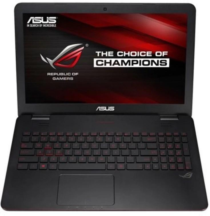 Asus ROG Series Core i7 4th Gen - (16 GB/1 TB HDD/Windows 8.1/2 GB Graphics) G551JX-DM036H Gaming Laptop(15.6 inch, Black, 2.7 kg)