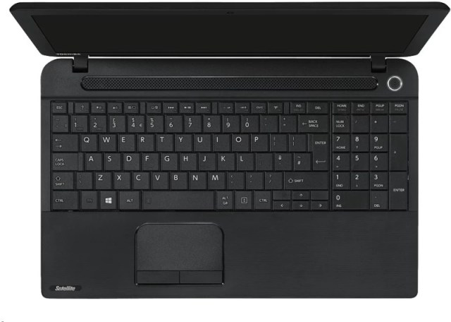 Toshiba Satellite C50A-E0110 Notebook (4th CDC/ 2GB/ 500GB/ Win8.1)(15.6 inch, Black, 2.3 kg)