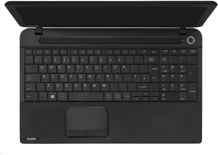 Toshiba Satellite C50A-E0110 Notebook (4th CDC/ 2GB/ 500GB/ Win8.1)(15.6 inch, Black, 2.3 kg)