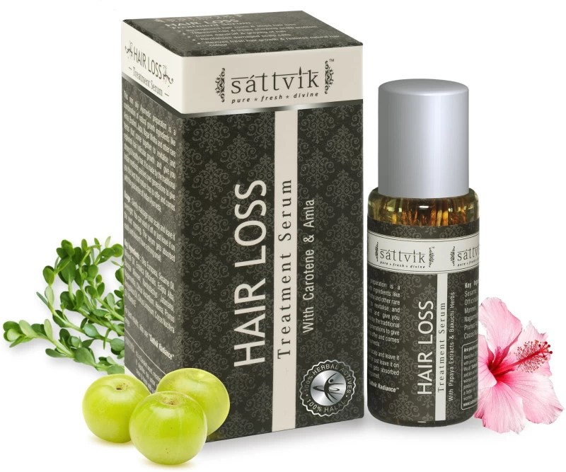 Sattvik Hair Loss Serum(50 ml)