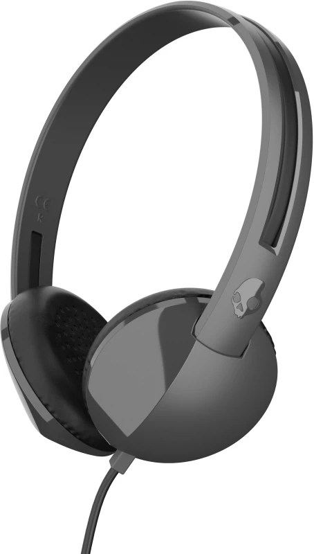 Skullcandy S5LHZ-J576 Anti Headphone(Charcoal Black, On the Ear)
