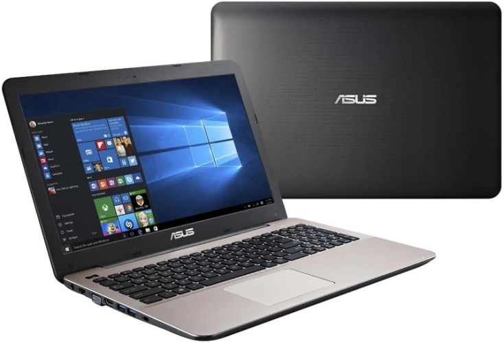 Asus A-SERIES Core i3 5th Gen - (4 GB/1 TB HDD/Windows 10 Home/2 GB Graphics) A555LF-XX406T Laptop(15.6 inch, Dark Brown)