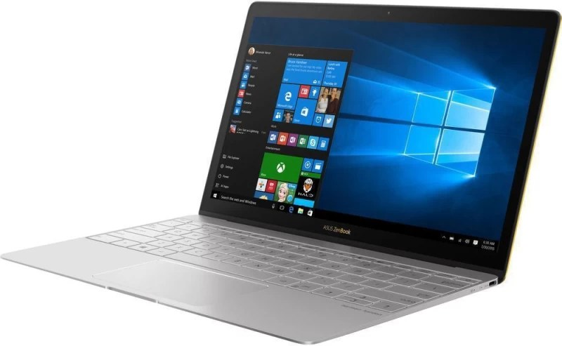 Asus Zen Book 3 Series Core i7 7th Gen - (8 GB/512 GB SSD/Windows 10) UX390UA-GS046T Thin and Light Laptop(12.5 inch, Gray, 0.91 kg)