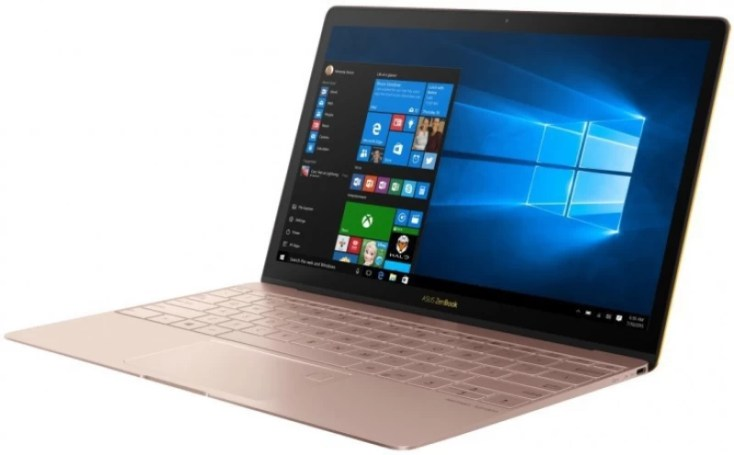 Asus Zen Book 3 Series Core i5 7th Gen - (8 GB/512 GB SSD/Windows 10) UX390UA-GS045T Thin and Light Laptop(12.5 inch, Gold, 0.91 kg)
