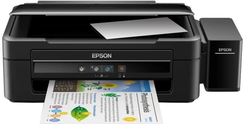 Epson L380 Multi-function Printer(Black, Refillable Ink Tank)