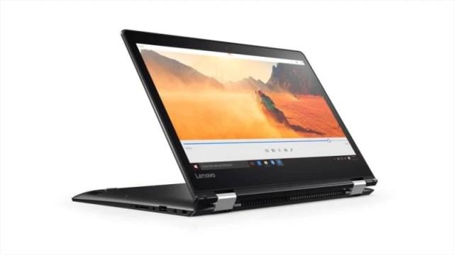 Lenovo APU Dual Core A9 7th Gen - (4 GB/1 TB HDD/Windows 10 Home) Yoga 510 2 in 1 Laptop(14 inch, Black)