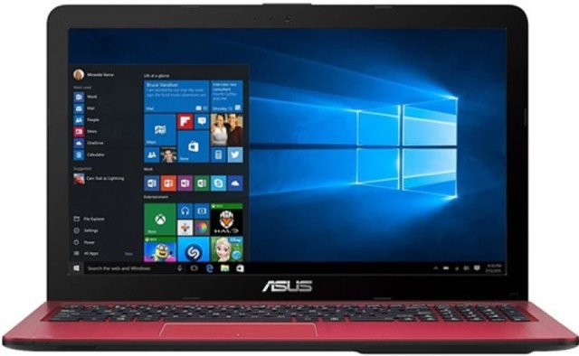 Asus X SERIES Pentium Quad Core 6th Gen - (4 GB/500 GB HDD/DOS) X540SA-XX385D Laptop(15.6 inch, Red IMR, 1.9 kg)