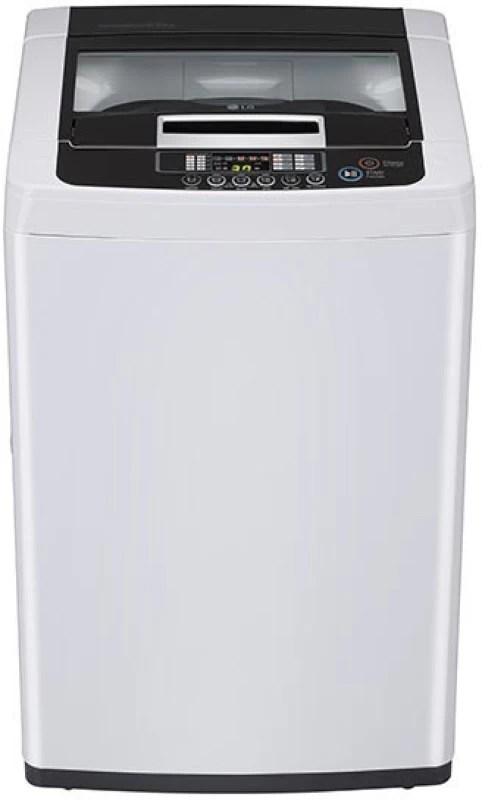 LG 6.2 kg Fully Automatic Top Load Washing Machine White(T7270TDDL/T7208TDDLZ)